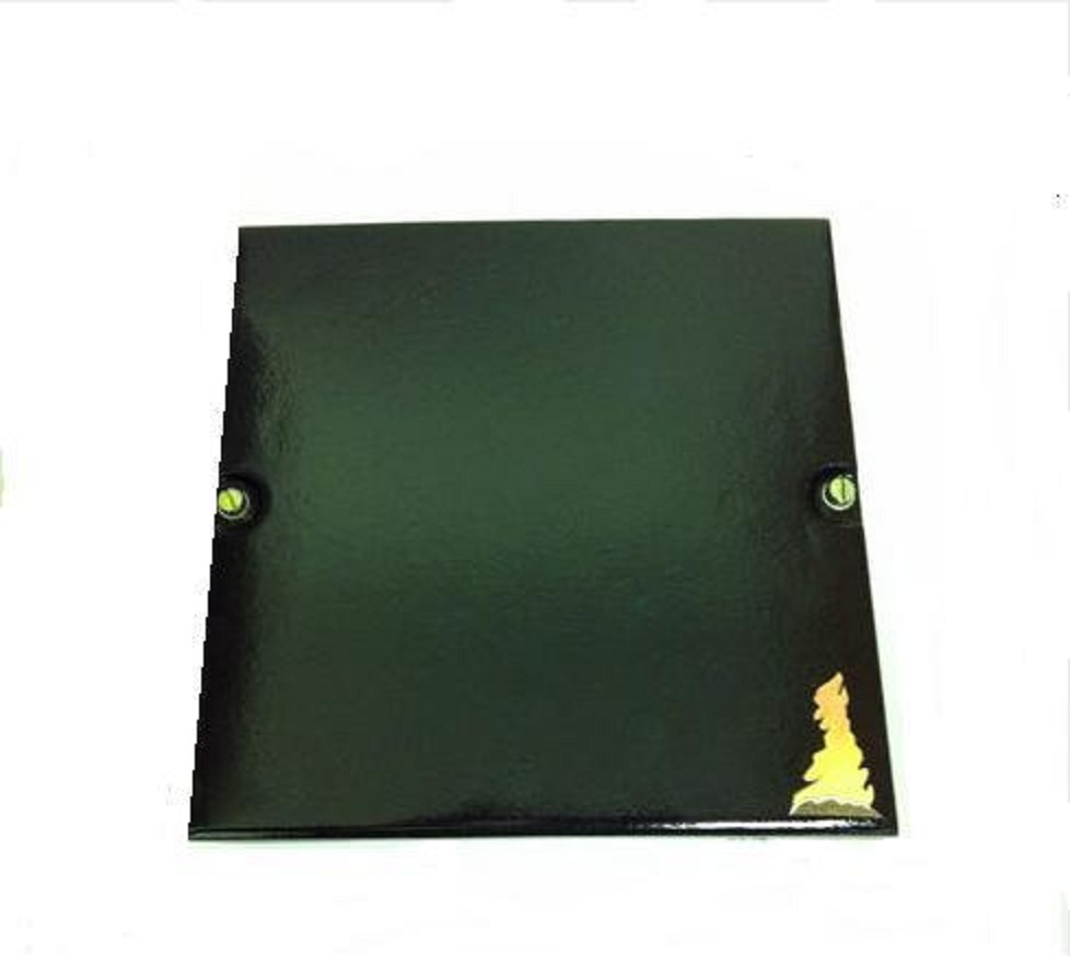 Chimney Access Panel ~ Soot door chimney cleaning gloss black