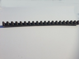 Aga Coalbrookdale Darby Rear Support Spacer Bar
