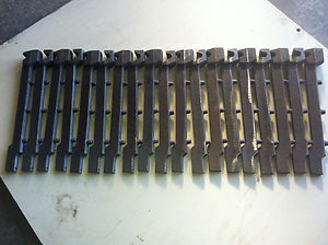 Aga Coalbrookdale Severn Fire Grate Bar Set