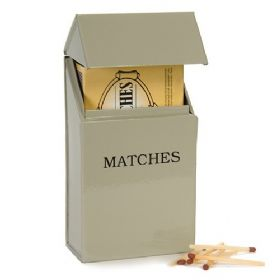 Match Box Clay