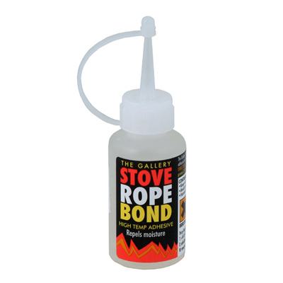 Stove Rope Bond Glue 50ml Adhesive